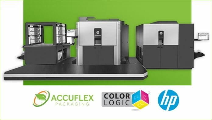 Color-Logic, AccuFlex Packaging, HP Indigo 20000,