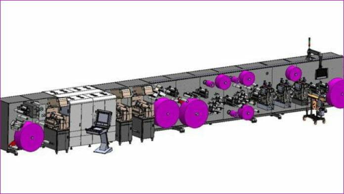 F+V Automation, Finishing, Converting, Digitaldruck