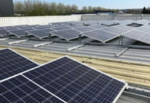 Geostick, Solarenergie