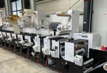 System Print, Mark Andy, Flexodruckmaschinen,