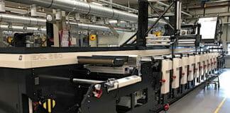 Inland Packaging, MPS, Flexodruckmaschinen,