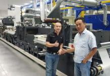 Nilpeter, Master Label, Flexodruckmaschinen,
