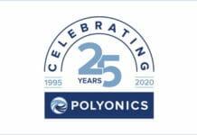 Polyonics, Etikettenmaterial,
