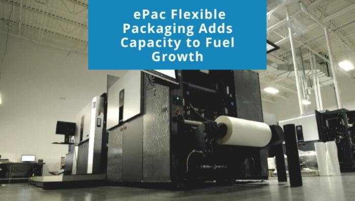 ePac Flexible Packaging, HP Indigo 20000,