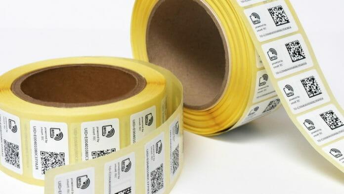 smart-TEC, RFID-Etiketten,