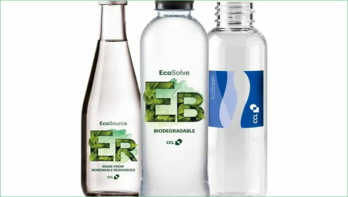 CCL Label, Etikettenfolien, Sleeve-Etiketten,