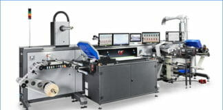 F+V Automation, Converting, Inspektionsmaschinen,