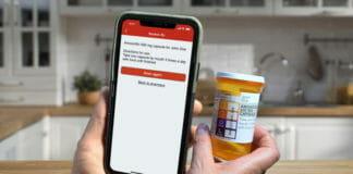 AIPIA, CVS Pharmacy, RFID-Etiketten,