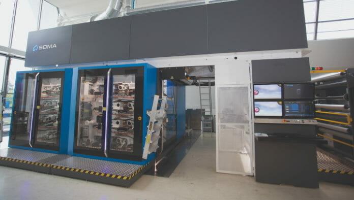 Flint Group, Soma Engineering, Marvaco, Expanded Gamut Printing,