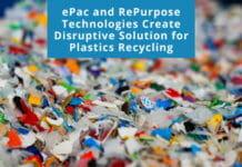 ePac Flexible Packaging, RePurpose Technologies, Kunststoffrecycling,