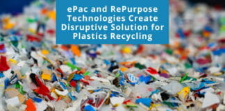 ePac Flexible Packaging, RePurpose Technologies, Kunststoffrecycling,