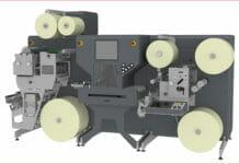 Grafisk Maskinfabrik, Laserschneidanlagen, Finishing, Converting