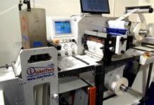 Labeltech, Rotationsstanze