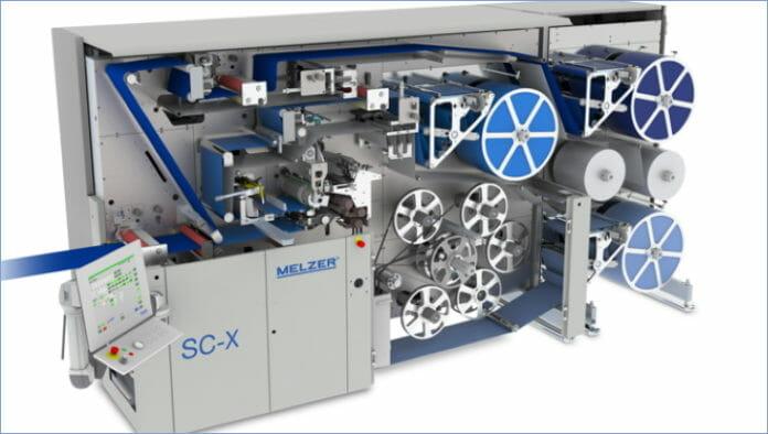 Melzer Maschinenbau, RFID-Etiketten, Smart Labels,