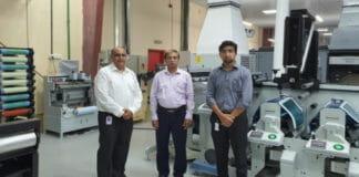 Lombardi, Vinsak, Aquarius Printing Press, Flexodruckmaschinen,