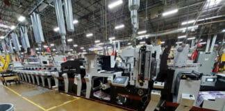 Mark Andy, LariTryck, Convertec, Flexodruckmaschinen,