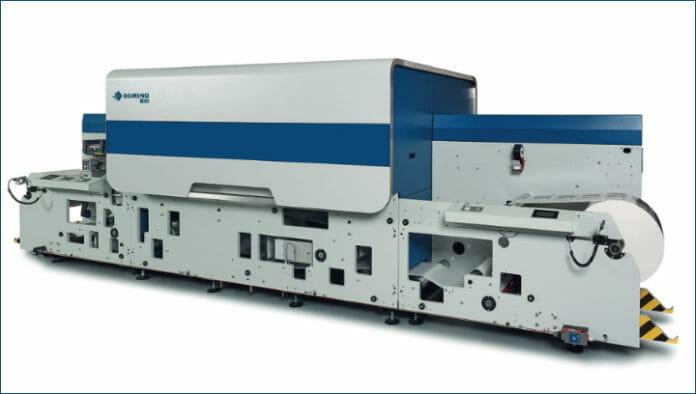 Domino Printing, UV-Inkjet,