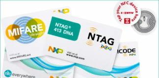 NFC-Tags, RFID-Tags,