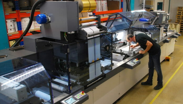 Achertäler Druckerei, Chromos GmbH, Smag Graphique, Folienveredelung,