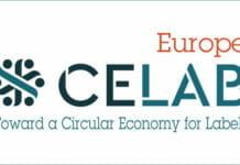 CELAB, Finat, Kreislaufwirtschaft, Etikettenmaterial,