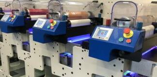 Focus Label Machinery, Flexodruckmaschinen,
