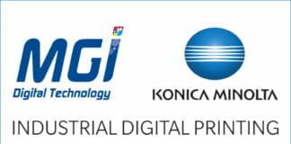 Konica Minolta, MGI Digital Technology, Veredelung, Finishing,