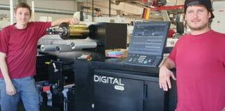 Mark Andy, Herzog Etiketten, Digital Pro,