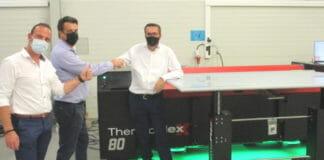 SGK Schawk, ThermoFlexX, Flexoplatten-Herstellung,
