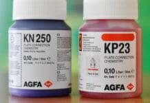 Agfa Graphics, Offsetplatten,