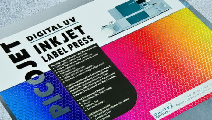 Dantex, UV-Inkjet,