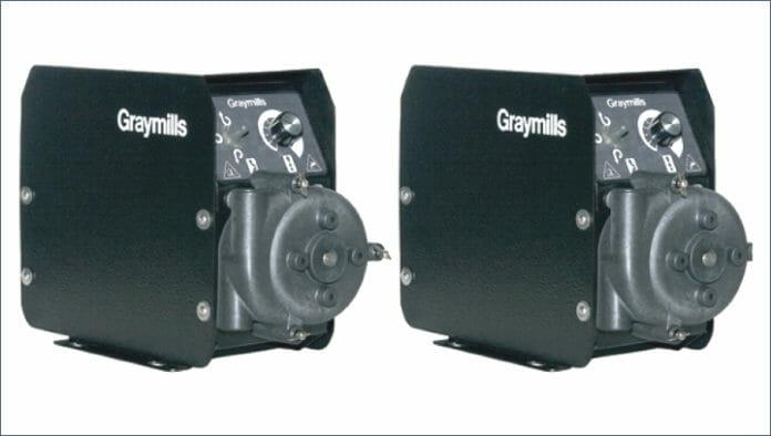 Graymills, Printing Technology Wache, Pumpen,