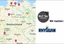 B&T Tec, Rhyguan Machinery,