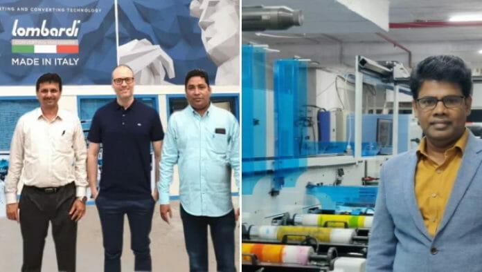 Lombardi, Vinsak, Aarya Print Pack, Svreevan Offset Printers