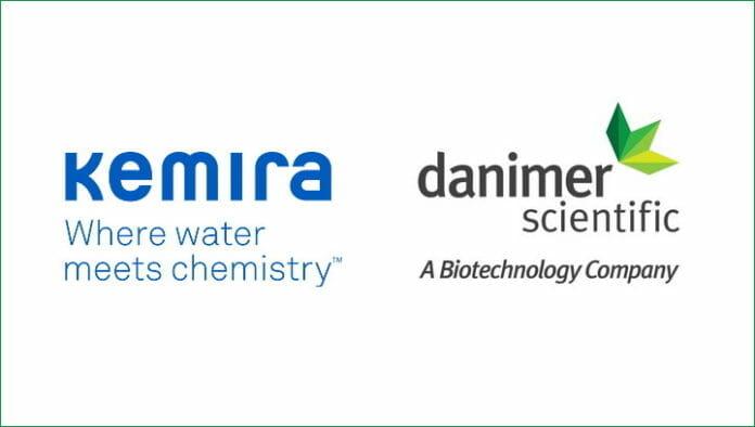 Kemira, Danimer Scientfic, Beschichtung,