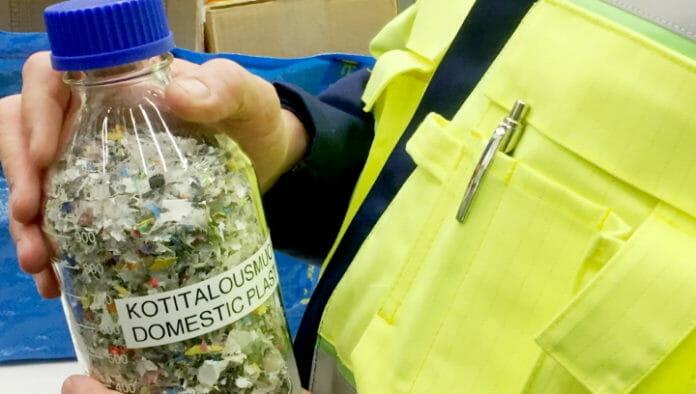Neste, Kunststoffrecycling,