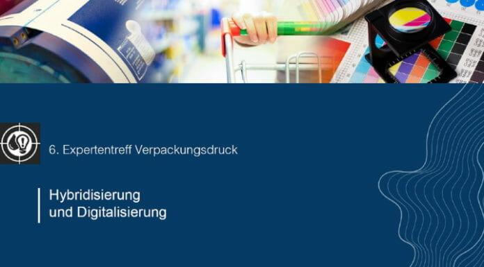 Innoform Coaching, Verpackungsdruck,