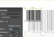 Artflex Software, Barcodes