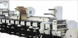Mark Andy, Flexodruckmaschinen