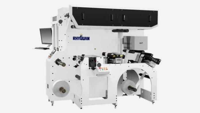 Rhyguan Machinery, Schneidwickler, Inspektionsmaschinen,