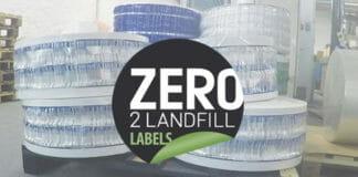 Aztech Label. Prismm, Abfallvermeidung,