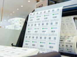 Domino Printing, Inkjetdruck, Variabler Datendruck,