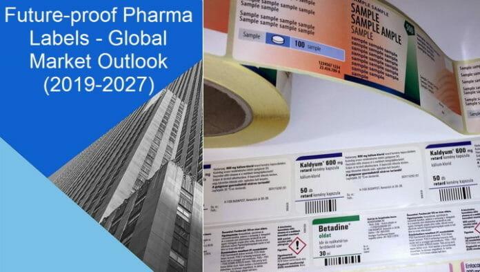 Strategist Market Research, Pharmaetiketten, Marktstudien