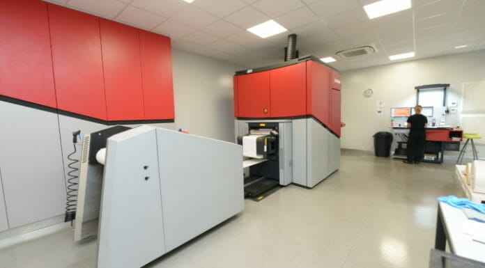 Xeikon, InterPrint, Trockentoner,