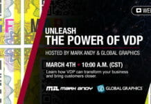 Mark Andy, Global Graphics, VDP, Webinar,