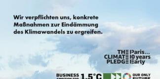 UPM, Klimaschutz,
