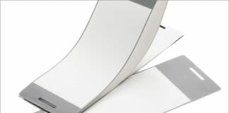 Aluminium Feron, Etikettenmaterial,