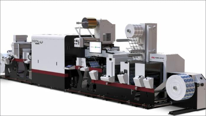 Mark Andy, Domino Printing,