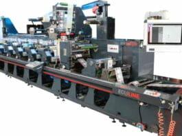 Rotocon, Flexodruckmaschinen,