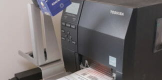 Toshiba Tec, Barcodes, Verifizierung,