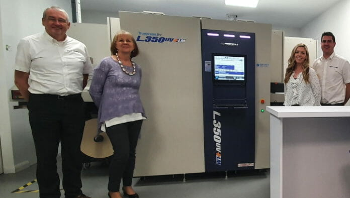 Impact Labelling Systems, Screen Europe, UV-Inkjet,